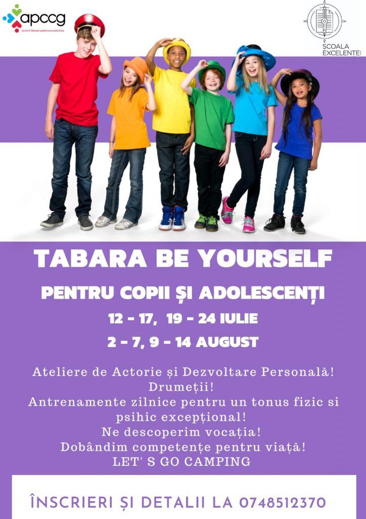 tabara Be Yourself